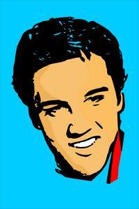 The Elvis Smile