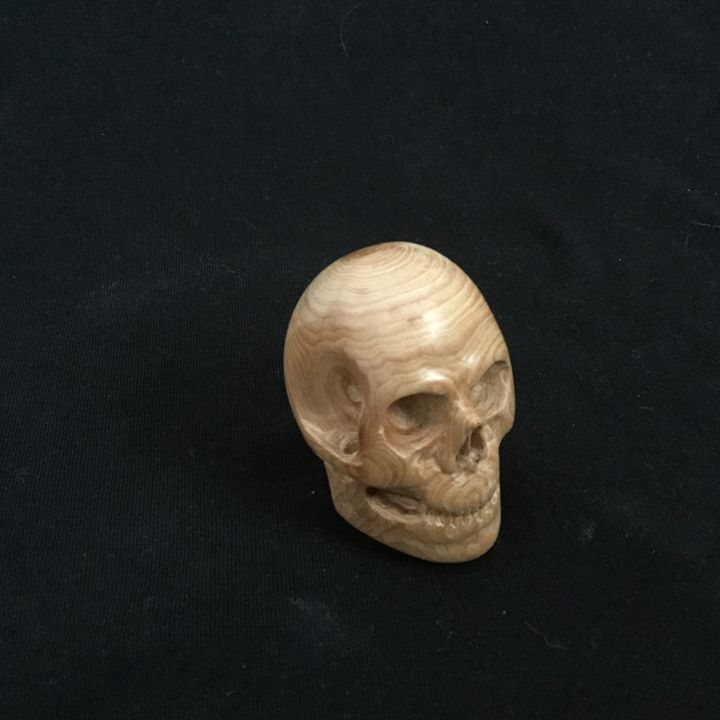 Cherrywood Skull - RAstudio9
