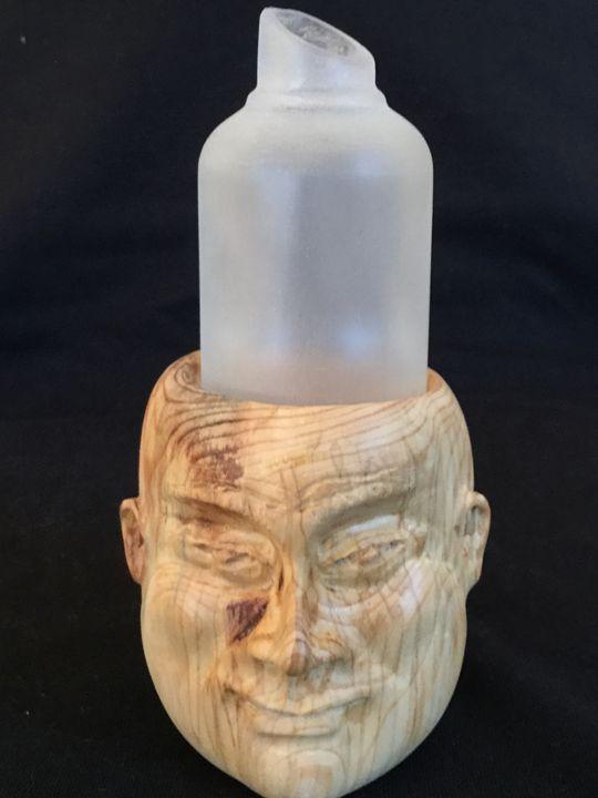 Kunst- Vase - RAstudio9