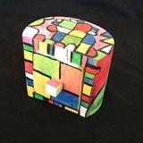Colorful small box
