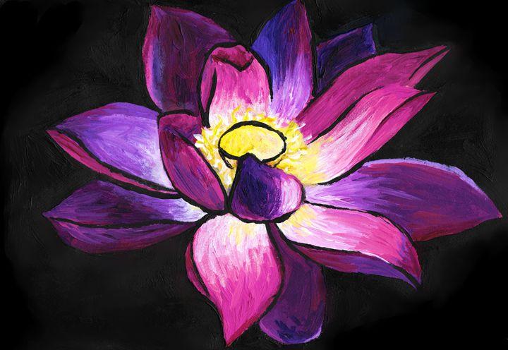 Lotus - Sarah Riebe