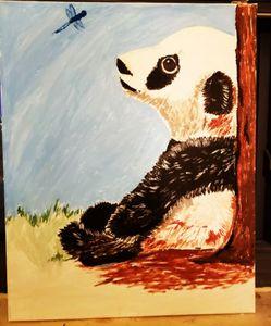 Thinking Panda