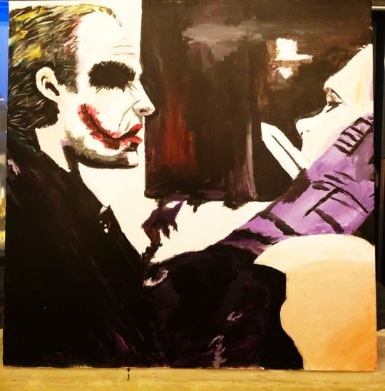 Why so Serious? - Mucchiani