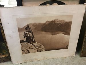 Crater Lake plate 463