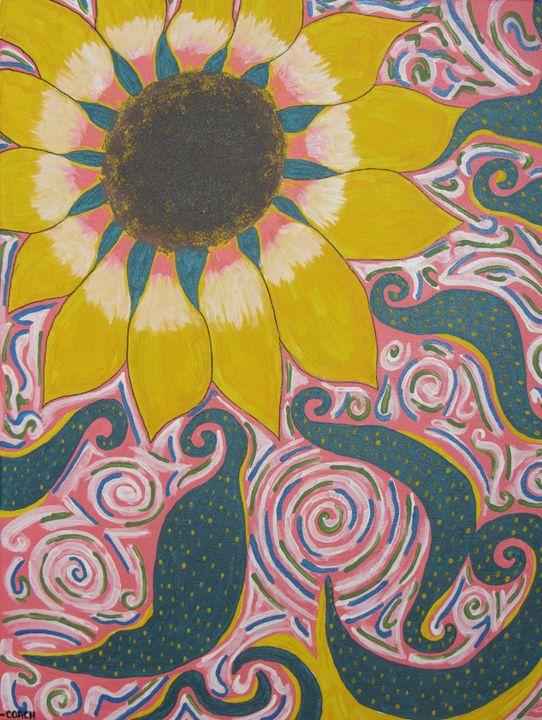 Sunflower - Coach Traeger