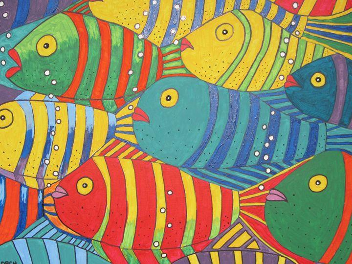 Funny fish - Coach Traeger