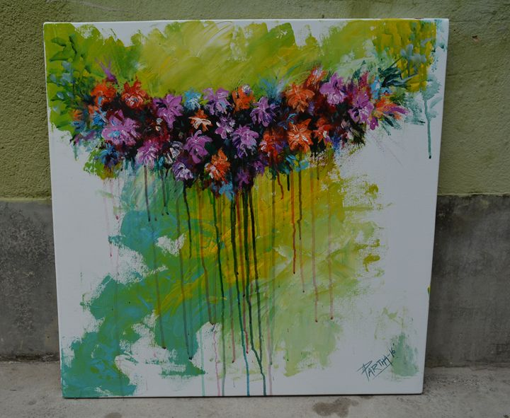 Flowers-2 - Partha