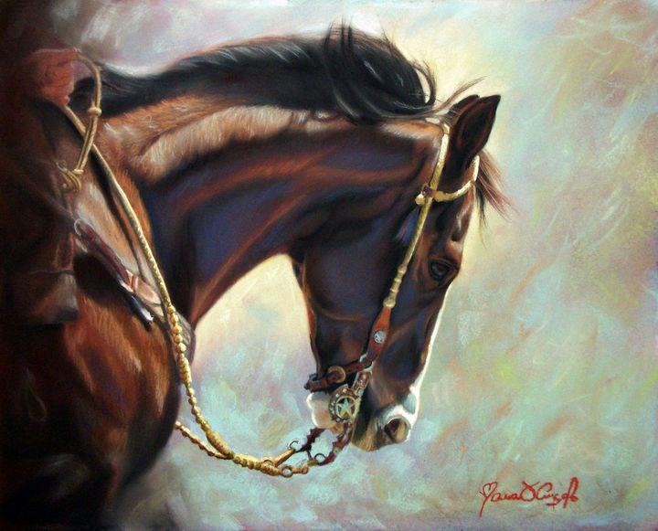 Ride the Wind - Maria D'Angelo - Fine Art