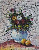 9x10in original oil painting canvas