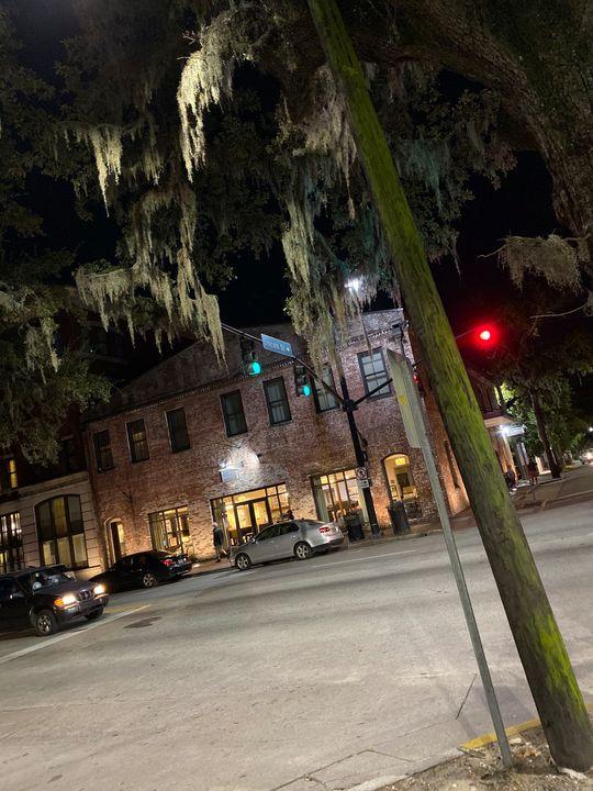 Spooky town - Taylor Levix