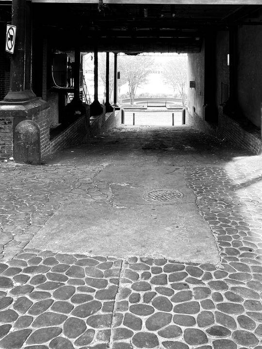 Walking through history - Taylor Levix