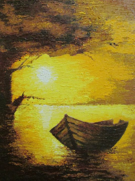 Morning Glory - Saba Siddiqui