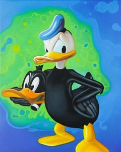 Donald Duck, Daffy Duck