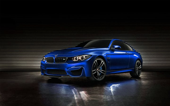 BMW Sports Car - 3D Elements