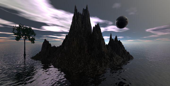 Nightmare Island - 3D Elements
