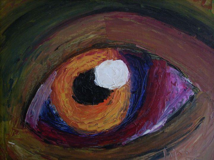third eye - freakmunkibunni