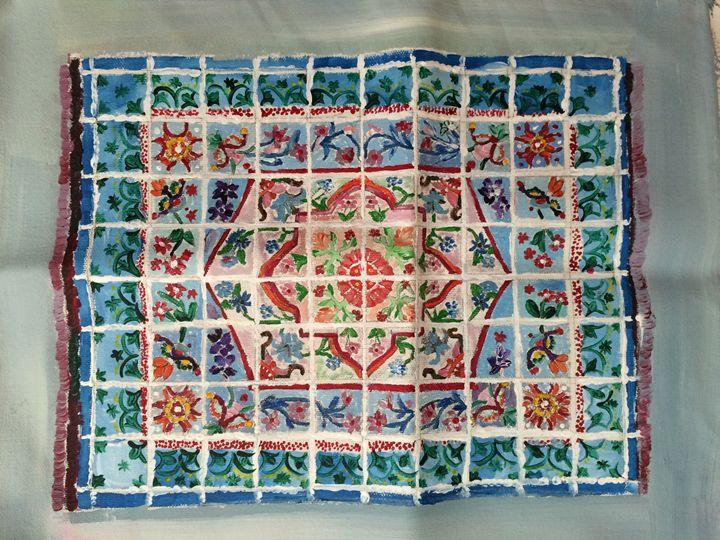 The Persian carpet - ASa