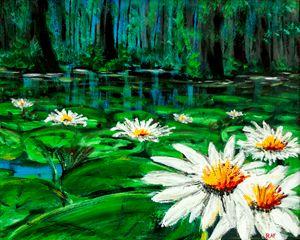Wetland Flowers