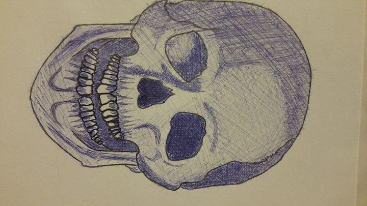 Skull - Luxury Loyad