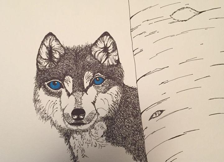 Wolf Pup - Ben Cunningham