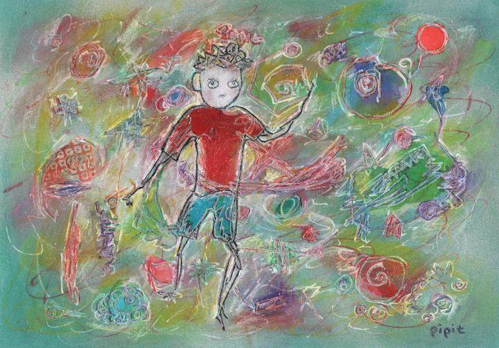 Childhood dreams - PipitYamamoto