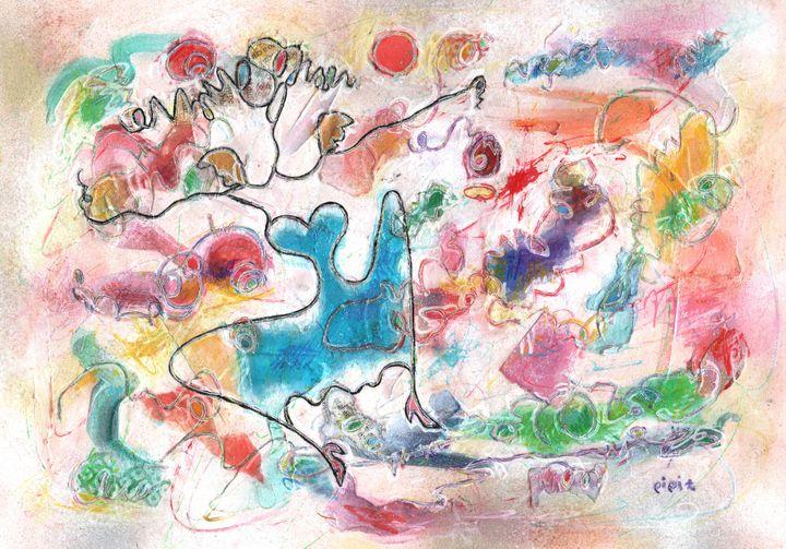 In the rainbow - PipitYamamoto