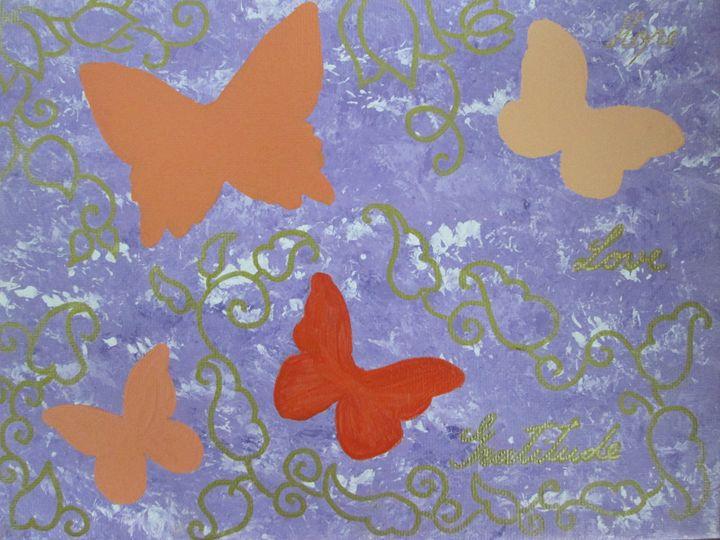 Lilac dreams - Alexandra Luiza Dahl