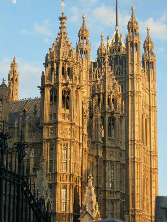 London view 2 - Alexandra Luiza Dahl