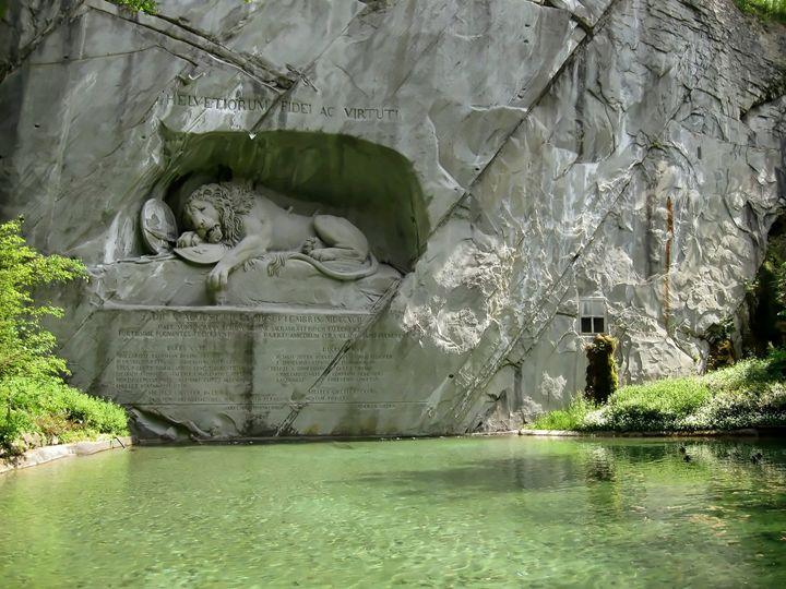 Lucerne, Switzerland view – 1 - Alexandra Luiza Dahl