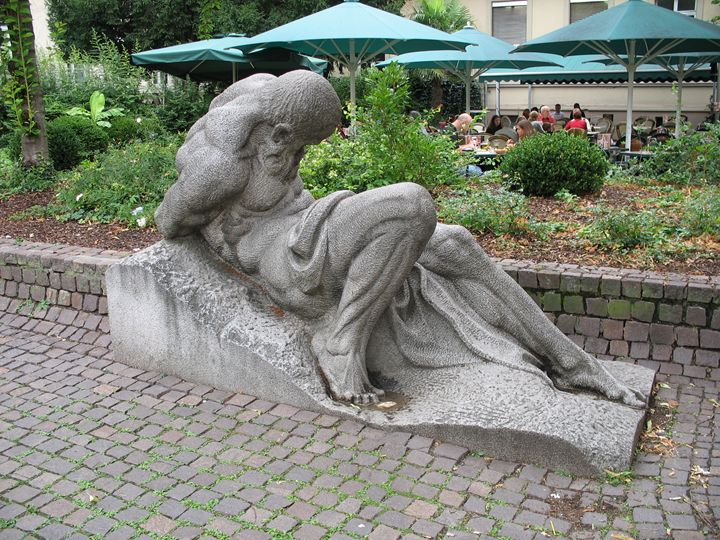 Heidelberg, Germany view – 2 - Alexandra Luiza Dahl