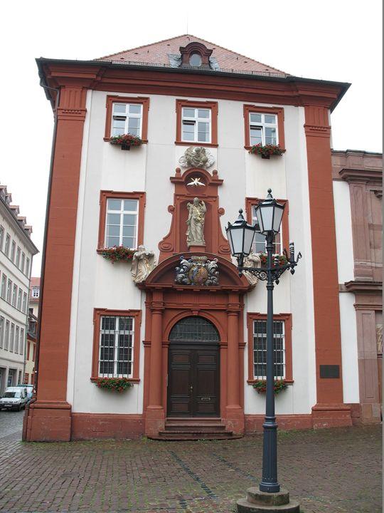 Heidelberg, Germany view – 6 - Alexandra Luiza Dahl