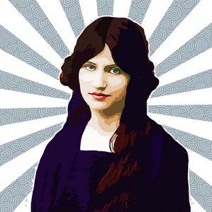Portrait of Jeanne Hébuterne 3.