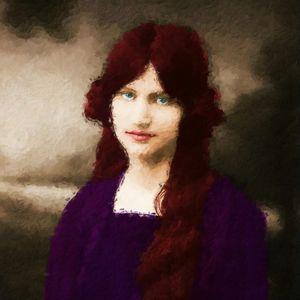 Portrait of Jeanne Hébuterne 1.