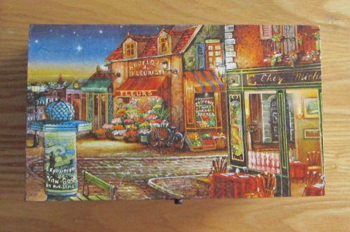 The French cafe box - Alexandra Luiza Dahl