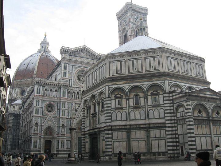Florence, Italy view - 1 - Alexandra Luiza Dahl