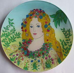 Flora by Botticelli - Alexandra Arts