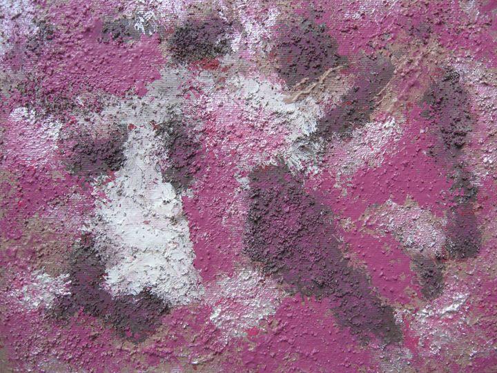 Pink shades with texture - Alexandra Luiza Dahl