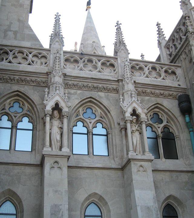 Budapest, Hungary view - 1 - Alexandra Luiza Dahl