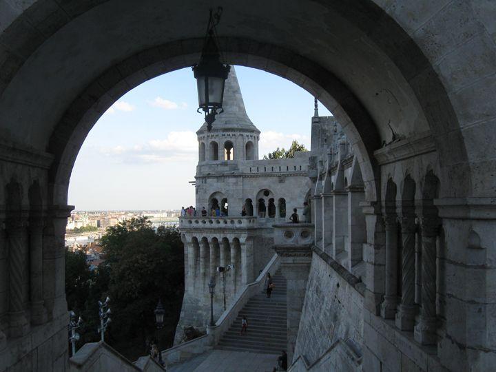 Budapest, Hungary view - 3 - Alexandra Luiza Dahl