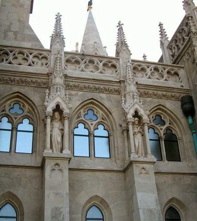 Budapest, Hungary view - 7 - Alexandra Luiza Dahl