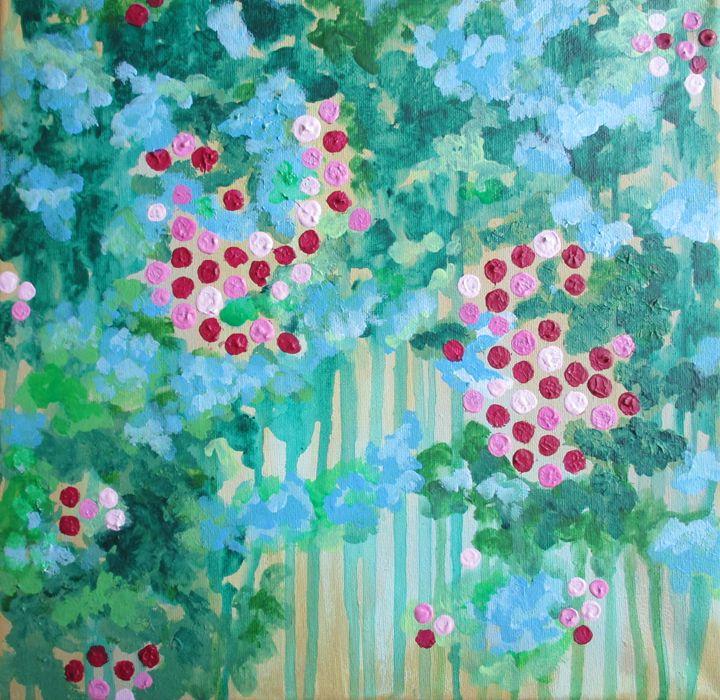 Green reflections - Alexandra Luiza Dahl