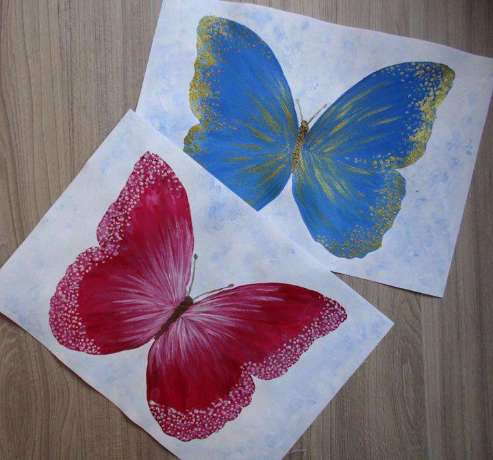 Butterflies - Alexandra Luiza Dahl