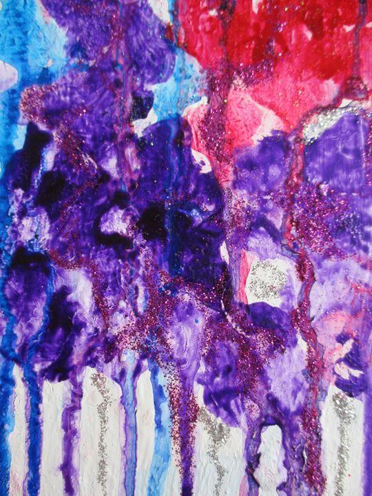 Spring Poem - detail 2 - Alexandra Luiza Dahl