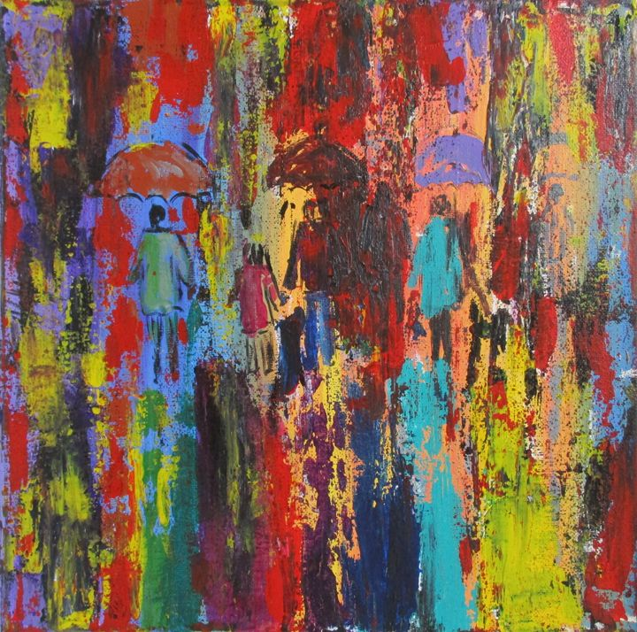 Rain's Colors - Alexandra Luiza Dahl