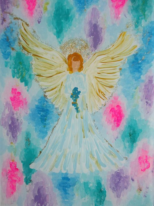 Angel - Alexandra Luiza Dahl