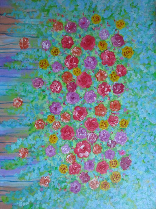 Enjoy the Garden - Alexandra Luiza Dahl