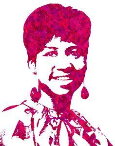 Aretha Franklin 1.