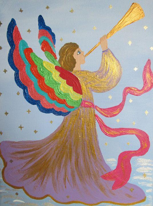 Song of an angel - Alexandra Luiza Dahl
