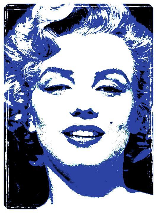 Marylin Monroe 37 - Alexandra Luiza Dahl