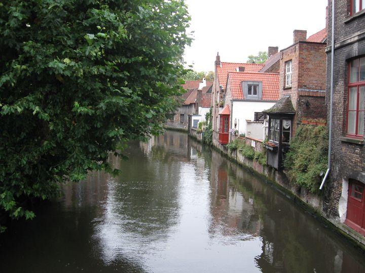 Bruges view 7 - Alexandra Luiza Dahl